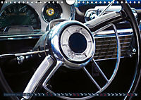 Klassische Automobile - Lenkräder und Armaturen (Wandkalender 2019 DIN A4 quer) - Produktdetailbild 9
