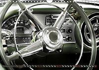 Klassische Automobile - Lenkräder und Armaturen (Wandkalender 2019 DIN A4 quer) - Produktdetailbild 11
