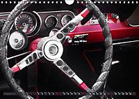 Klassische Automobile - Lenkräder und Armaturen (Wandkalender 2019 DIN A4 quer) - Produktdetailbild 8