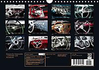 Klassische Automobile - Lenkräder und Armaturen (Wandkalender 2019 DIN A4 quer) - Produktdetailbild 13