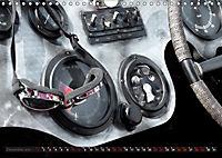 Klassische Automobile - Lenkräder und Armaturen (Wandkalender 2019 DIN A4 quer) - Produktdetailbild 12