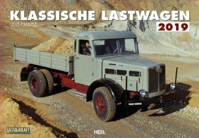 Klassische Lastwagen 2019, Udo Paulitz