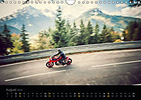 Klassische Motorräder auf der Piste (Wandkalender 2019 DIN A4 quer) - Produktdetailbild 8