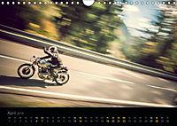Klassische Motorräder auf der Piste (Wandkalender 2019 DIN A4 quer) - Produktdetailbild 4