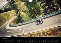 Klassische Motorräder auf der Piste (Wandkalender 2019 DIN A4 quer) - Produktdetailbild 3
