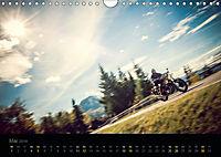 Klassische Motorräder auf der Piste (Wandkalender 2019 DIN A4 quer) - Produktdetailbild 5