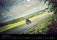 Klassische Motorräder auf der Piste (Wandkalender 2019 DIN A4 quer) - Produktdetailbild 9