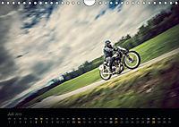 Klassische Motorräder auf der Piste (Wandkalender 2019 DIN A4 quer) - Produktdetailbild 7