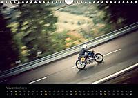 Klassische Motorräder auf der Piste (Wandkalender 2019 DIN A4 quer) - Produktdetailbild 11
