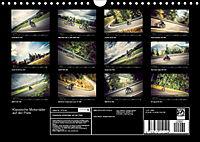 Klassische Motorräder auf der Piste (Wandkalender 2019 DIN A4 quer) - Produktdetailbild 13