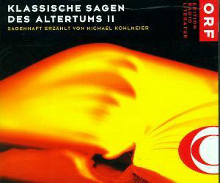 Klassische Sagen Des Altertums Je 5 Audio Cds Tl2 Hörbuch