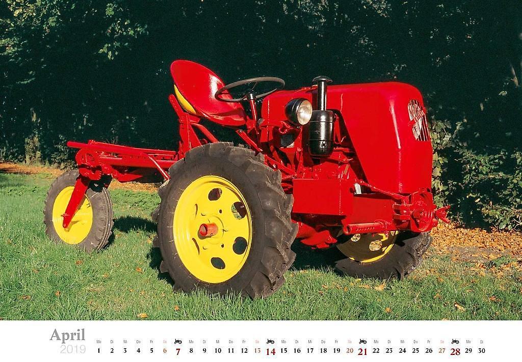 klassische traktoren 2019 kalender bei bestellen. Black Bedroom Furniture Sets. Home Design Ideas