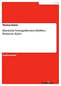 hobbes and kant Thomas hobbes (/ h ɒ b z / 5 april 1588 – 4 december 1679), in some older texts thomas hobbes of malmesbury, was an english philosopher who is considered one of the founders of modern political philosophy.