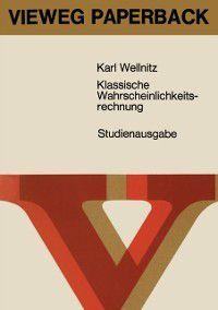 Klassische Wahrscheinlichkeitsrechnung, Karl Wellnitz