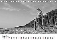 Klassischer Akt schwarz und weiss (Tischkalender 2019 DIN A5 quer) - Produktdetailbild 8