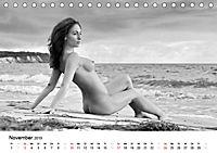 Klassischer Akt schwarz und weiss (Tischkalender 2019 DIN A5 quer) - Produktdetailbild 11