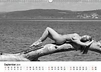 Klassischer Akt schwarz und weiß (Wandkalender 2019 DIN A3 quer) - Produktdetailbild 9