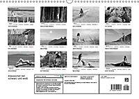 Klassischer Akt schwarz und weiß (Wandkalender 2019 DIN A3 quer) - Produktdetailbild 13