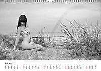 Klassischer Akt schwarz und weiß (Wandkalender 2019 DIN A3 quer) - Produktdetailbild 7