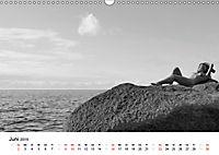 Klassischer Akt schwarz und weiß (Wandkalender 2019 DIN A3 quer) - Produktdetailbild 6