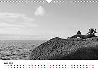 Klassischer Akt schwarz und weiss (Wandkalender 2019 DIN A4 quer) - Produktdetailbild 6