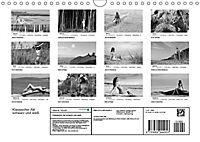 Klassischer Akt schwarz und weiss (Wandkalender 2019 DIN A4 quer) - Produktdetailbild 13