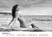Klassischer Akt schwarz und weiß (Wandkalender 2019 DIN A2 quer) - Produktdetailbild 11
