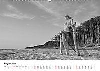 Klassischer Akt schwarz und weiß (Wandkalender 2019 DIN A2 quer) - Produktdetailbild 8