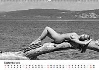Klassischer Akt schwarz und weiß (Wandkalender 2019 DIN A2 quer) - Produktdetailbild 9