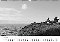 Klassischer Akt schwarz und weiß (Wandkalender 2019 DIN A2 quer) - Produktdetailbild 6