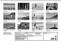 Klassischer Akt schwarz und weiß (Wandkalender 2019 DIN A2 quer) - Produktdetailbild 13