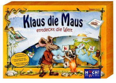 Klaus die Maus entdeckt die Welt, Lernspiel