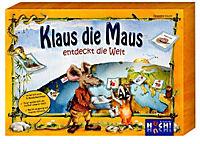 """""""Klaus die Maus entdeckt die Welt"""", Lernspiel - Produktdetailbild 1"""