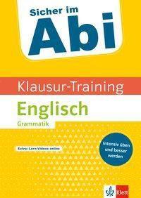 Klausur-Training - Englisch Grammatik -  pdf epub