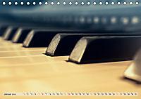 Klavier fasziniert (Tischkalender 2019 DIN A5 quer) - Produktdetailbild 1