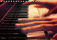 Klavier fasziniert (Tischkalender 2019 DIN A5 quer) - Produktdetailbild 3