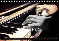 Klavier fasziniert (Tischkalender 2019 DIN A5 quer) - Produktdetailbild 8