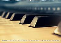 Klavier fasziniert (Wandkalender 2019 DIN A2 quer) - Produktdetailbild 1
