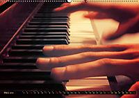 Klavier fasziniert (Wandkalender 2019 DIN A2 quer) - Produktdetailbild 3