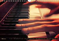 Klavier fasziniert (Wandkalender 2019 DIN A4 quer) - Produktdetailbild 3