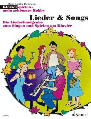 Klavier spielen, mein schönstes Hobby - Lieder & Songs