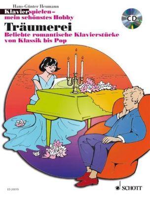 Klavier spielen, mein schönstes Hobby - Träumerei, m. Audio-CD, Hans-Günter Heumann