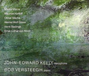 Klavier U.Saxophon Musik, J.e. Kelly, B. Veersteeg