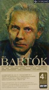 Klavier-& Violinkonzerte (Bartok,Bela), Y.menuhin,b.bartok G.sandor