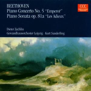 Klavierkonz.5/Klav.Son.Op.81A, Zechlin, Sanderling, Gol