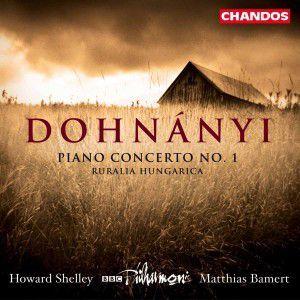 Klavierkonzert 1, Matthias Bamert, Howard Shelly, Bbcp