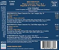 Klavierkonzert 1+2/Für Elis - Produktdetailbild 1