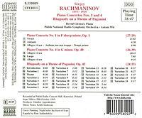 Klavierkonzert 1+4/Rhapsodie*G - Produktdetailbild 1