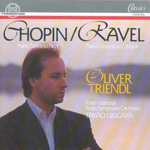 Klavierkonzert 1/Klavierkonzert G-Dur, Oliver Triendl