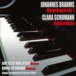 Klavierkonzert 1/Klavierstücke, Gottlieb Wallisch, Petrenko, ..